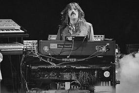 Jon Lord, Deep Purple, 1978