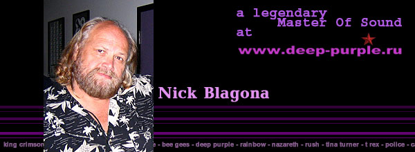 Nick Blagona at www.deep-purple.ru